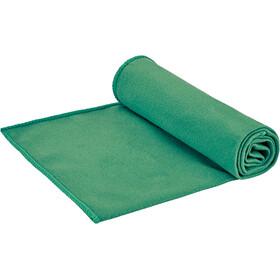 CAMPZ Microvezel Handdoek 30x60cm, green